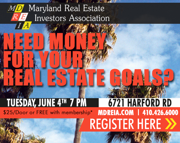 MDREIA - Hard Money Loans